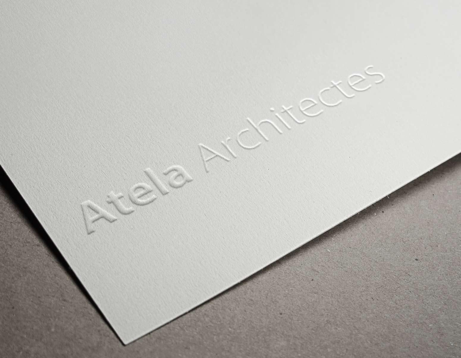 site-web-vitrine-ATELA-architecte-PARIS agence de communication Paris