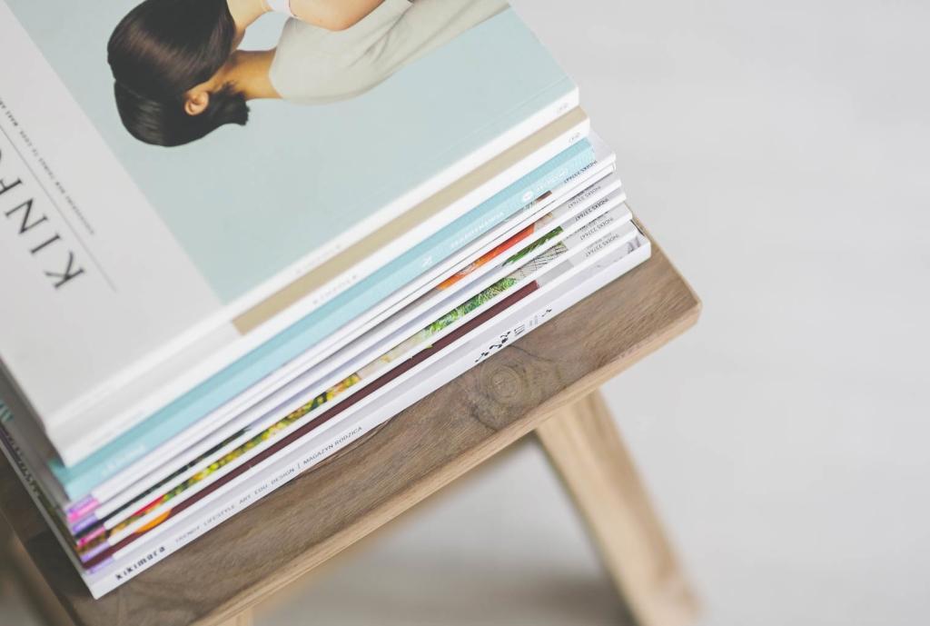 Création d'un catalogue papier, agence créative Paris Val d'Oise France