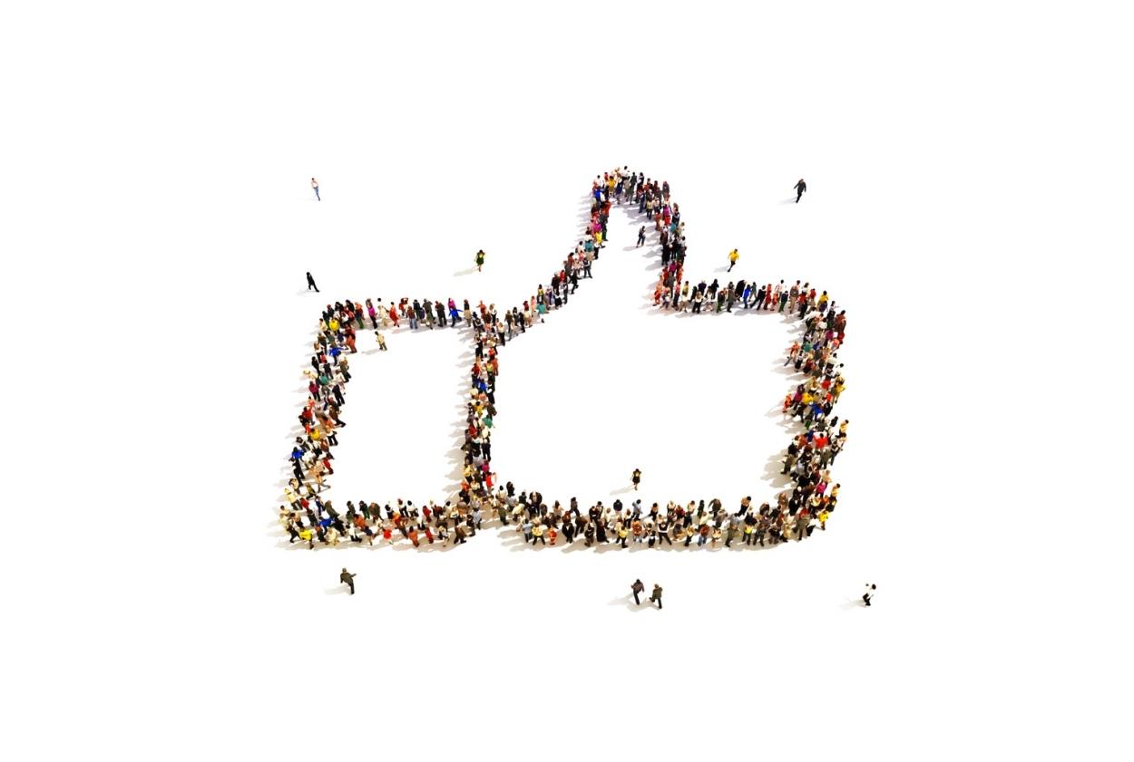 Le référencement social
