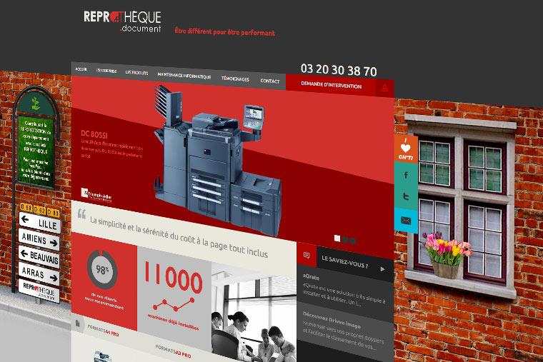 création-de-site-web-Lille-59-reprothèque