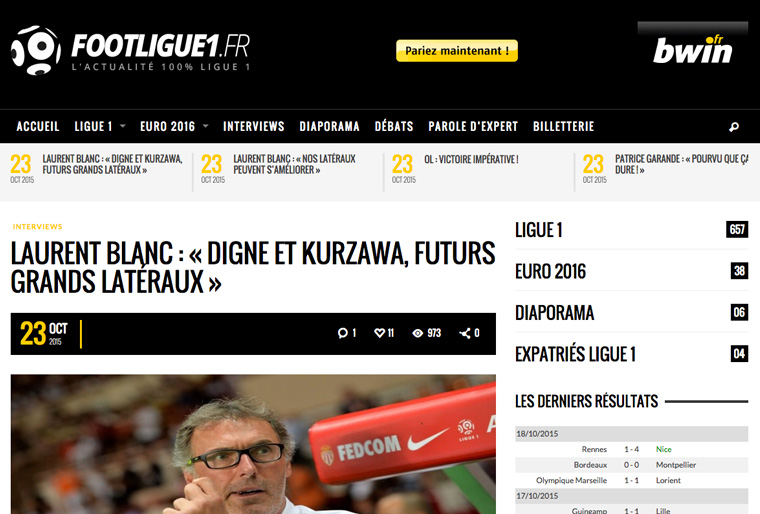 refonte-site-internet-foot-ligue-1-média-web