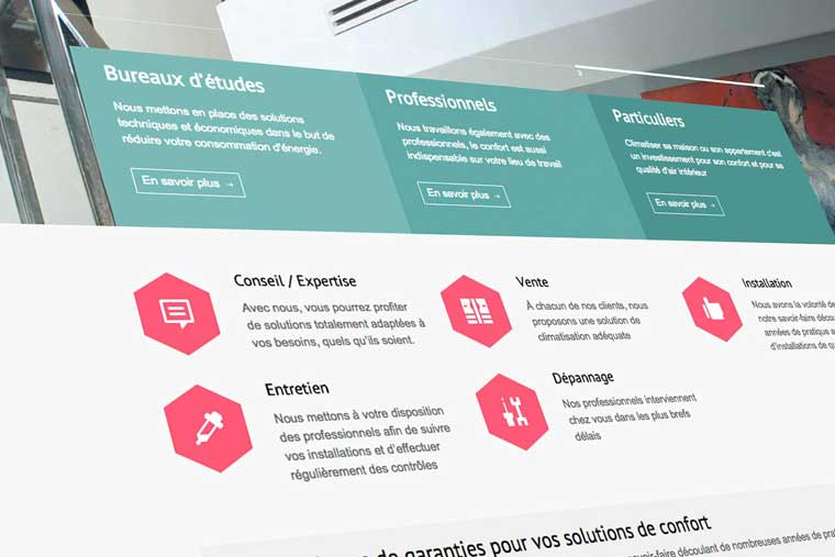 site-web-entreprise-de-climatisation-78-Yvelines-agence-de-communication