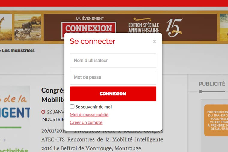 Agence digitale Val d'Oise refonte-de-site-internet-compte-utilisateur-création-graphique-Paris