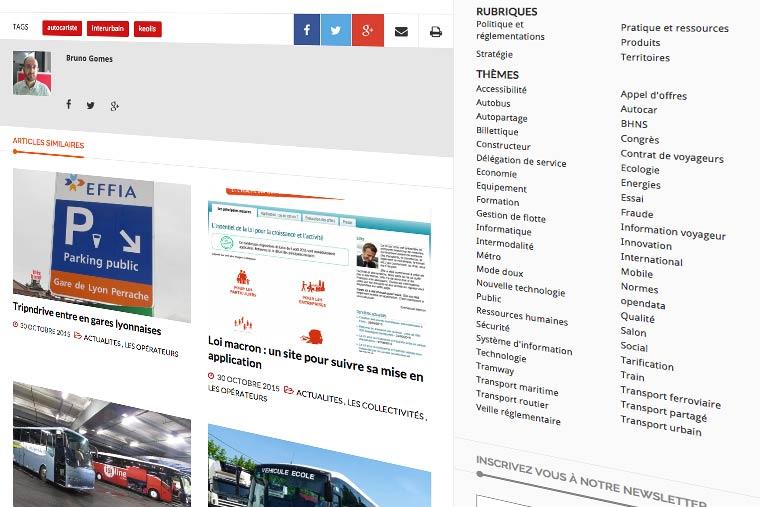 Agence web Val d'Oise refonte-de-site-internet-compte-utilisateur-création-webdesign-Paris