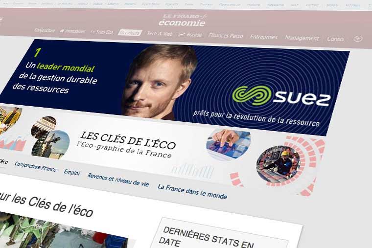 Agence digitale Paris developpement-HTML5-bannière-web-SUEZ