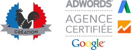 Agence web certifiée Google Partner