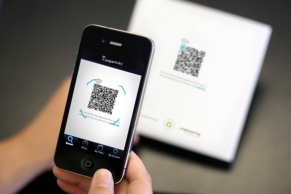 qr-code-scan-agence digitale paris Qrcode