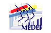 logo-medef-creation-graphique-paris