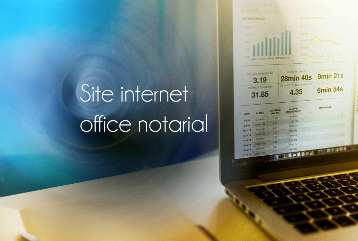 création site internet notaire agence web IDF