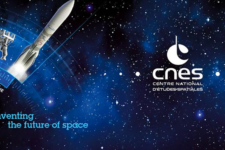 bourget-decoration-stand-CNES-agence-de-communication